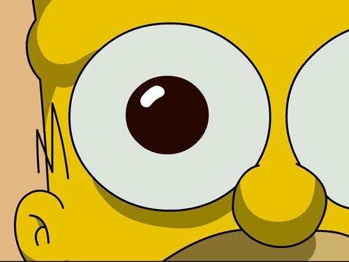 Wallpaper Homer Simpson