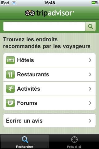 TripAdvisor: Hôtels Vols Restaurants