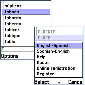 ECTACO English-Spanish Partner Dictionary
