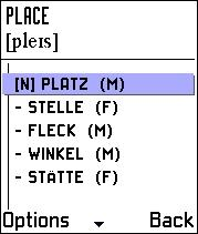 Ectaco Dictionary English-German