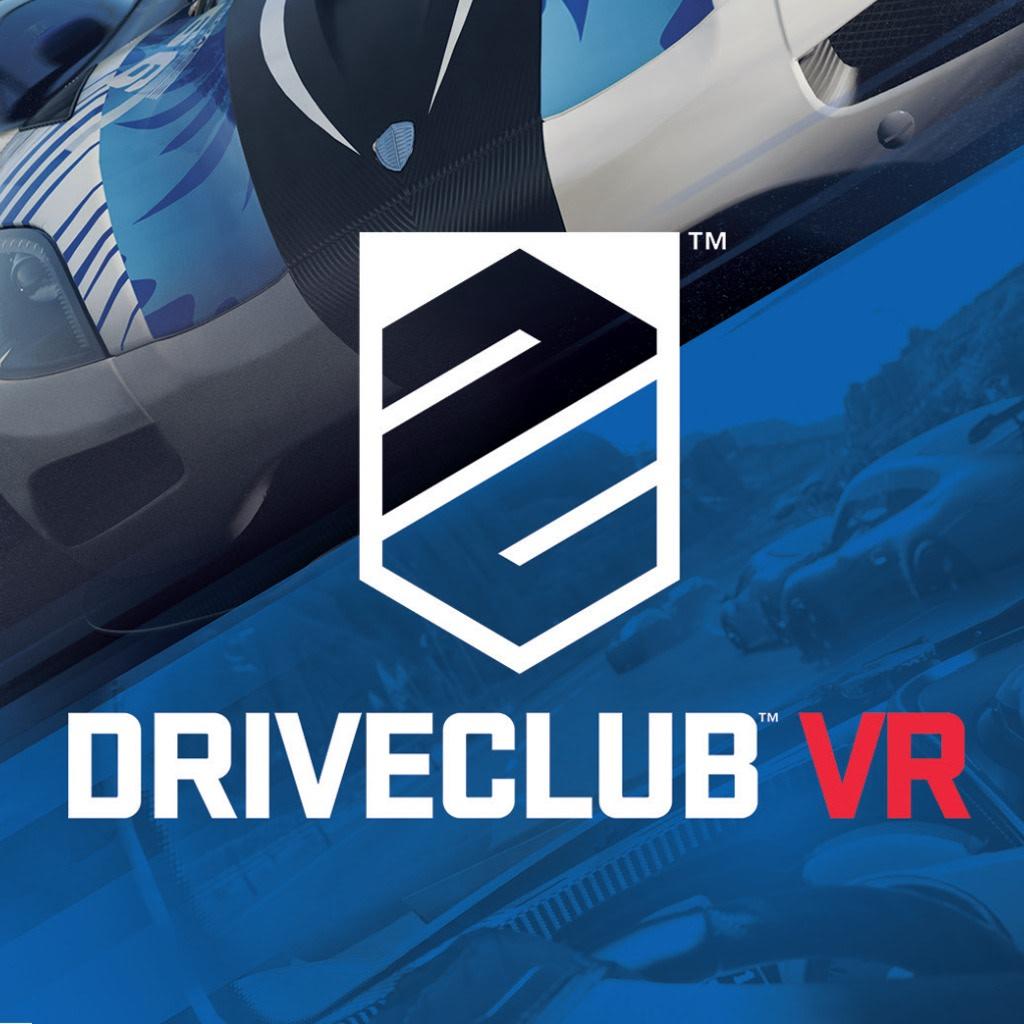 DRIVECLUB PS VR PS4