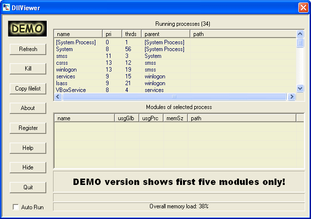 DllViewer