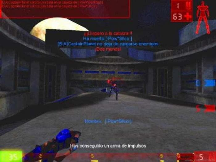 LAN-Arena 6 Unreal Tournament CTF Final