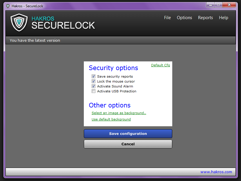 Hakros SecureLock
