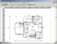 WinSketch Pro Area Calculator