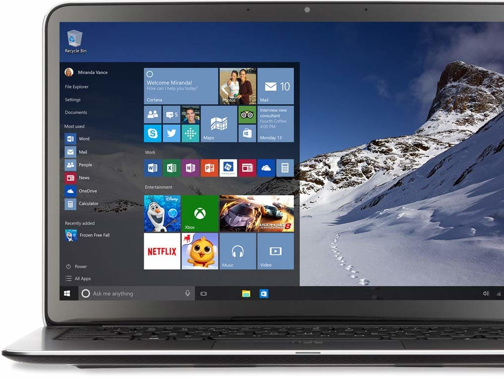 Windows 10 - Parche de lanzamiento 32 bit