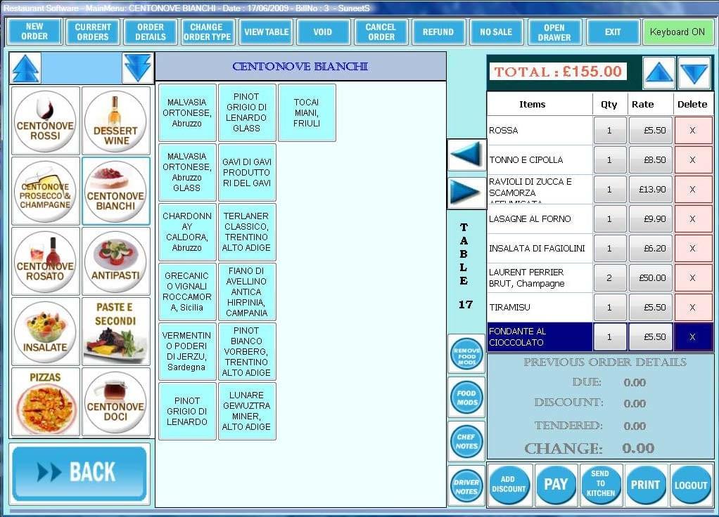 Software for restaurants download for Restaurant builder software