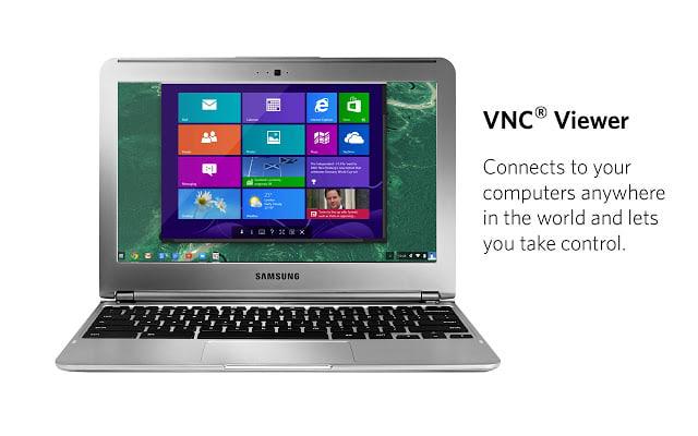 VNC® Viewer for Google Chrome™