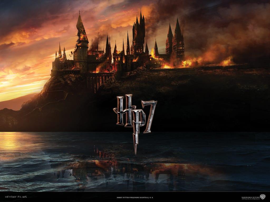 Harry Potter und die Heiligtümer des Todes Bildschirmschoner