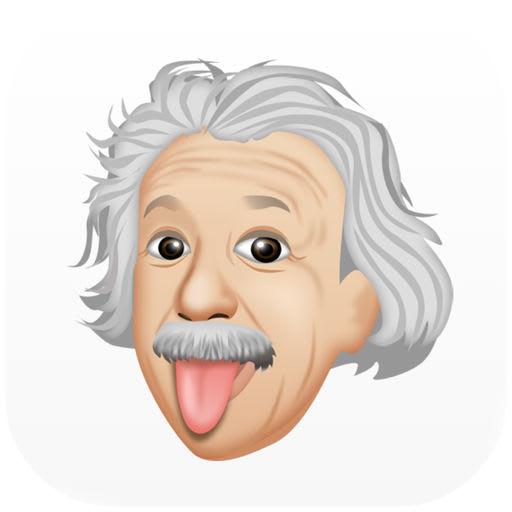 EinsteinMoji ™ by Albert Einstein 1.0.2