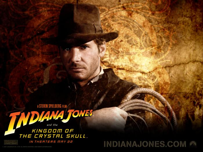 Fond d'écran Indiana Jones (2)