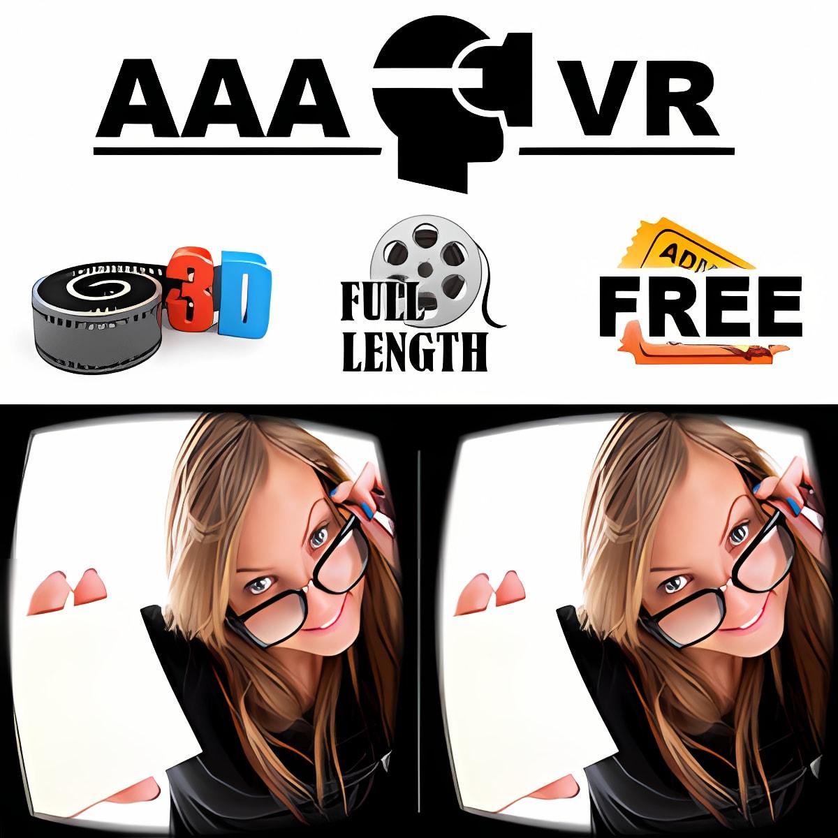 AAA VR Cinema Cardboard 3D SBS 1.5.3