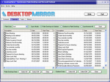 DesktopMirror for Outlook