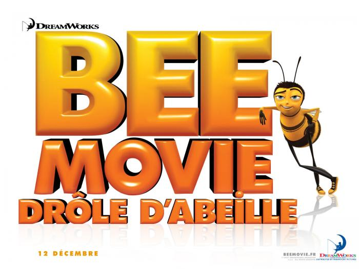 Fond d'écran Bee Movie (1)