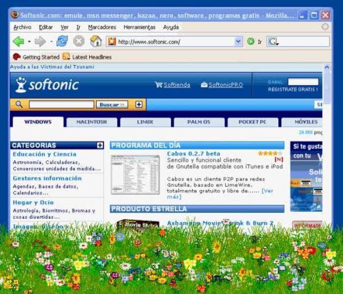 Flower Power Screensaver