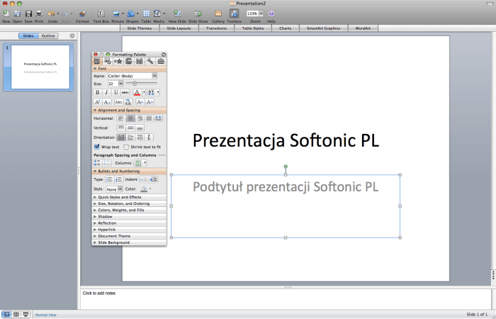 Microsoft Office 2008 SP2