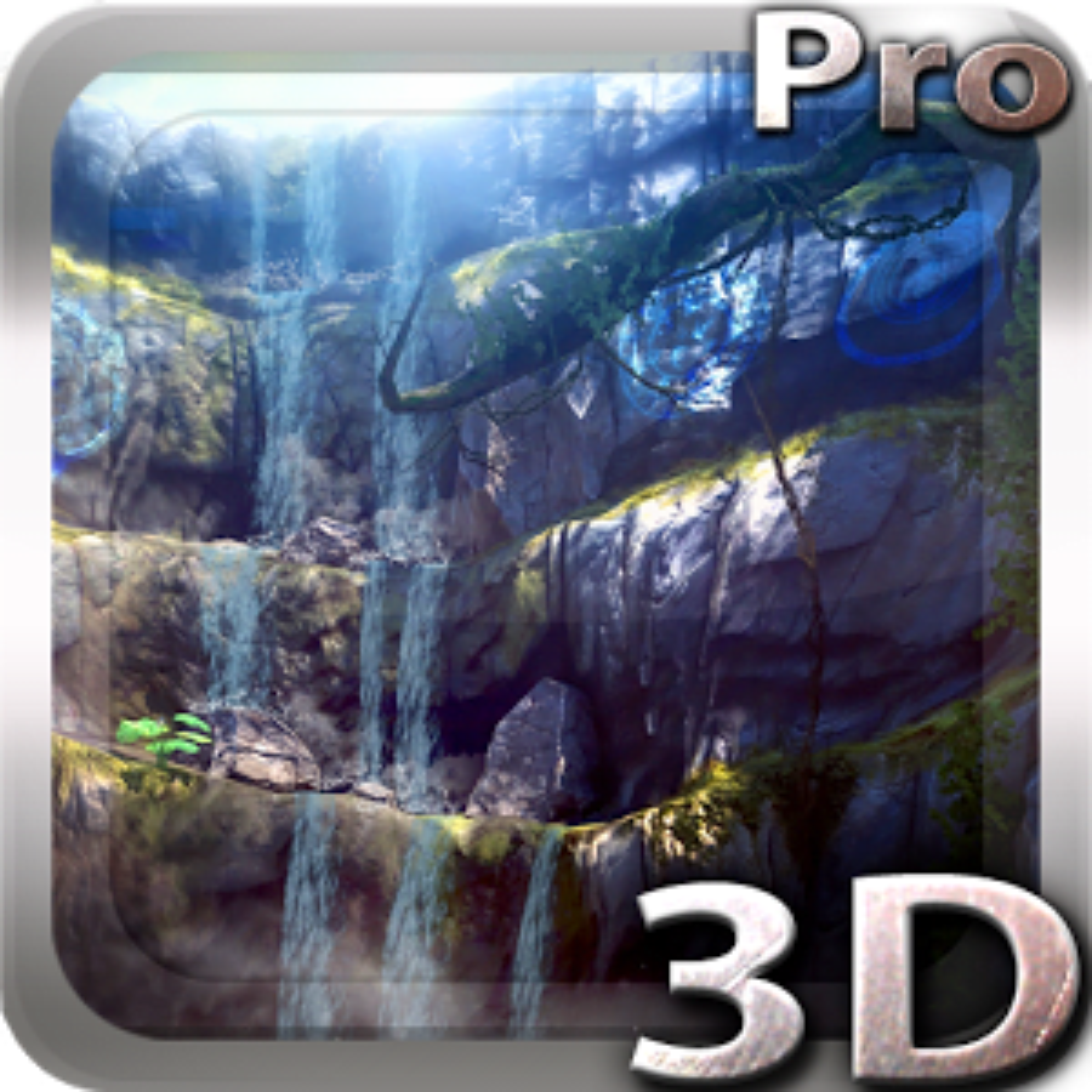 3D Waterfall Pro lwp 1.1