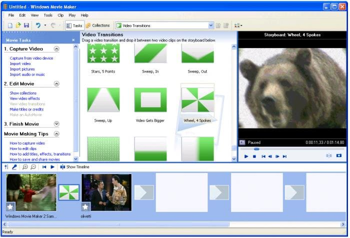 Windows Movie Maker Portable (Windows) - Descargar
