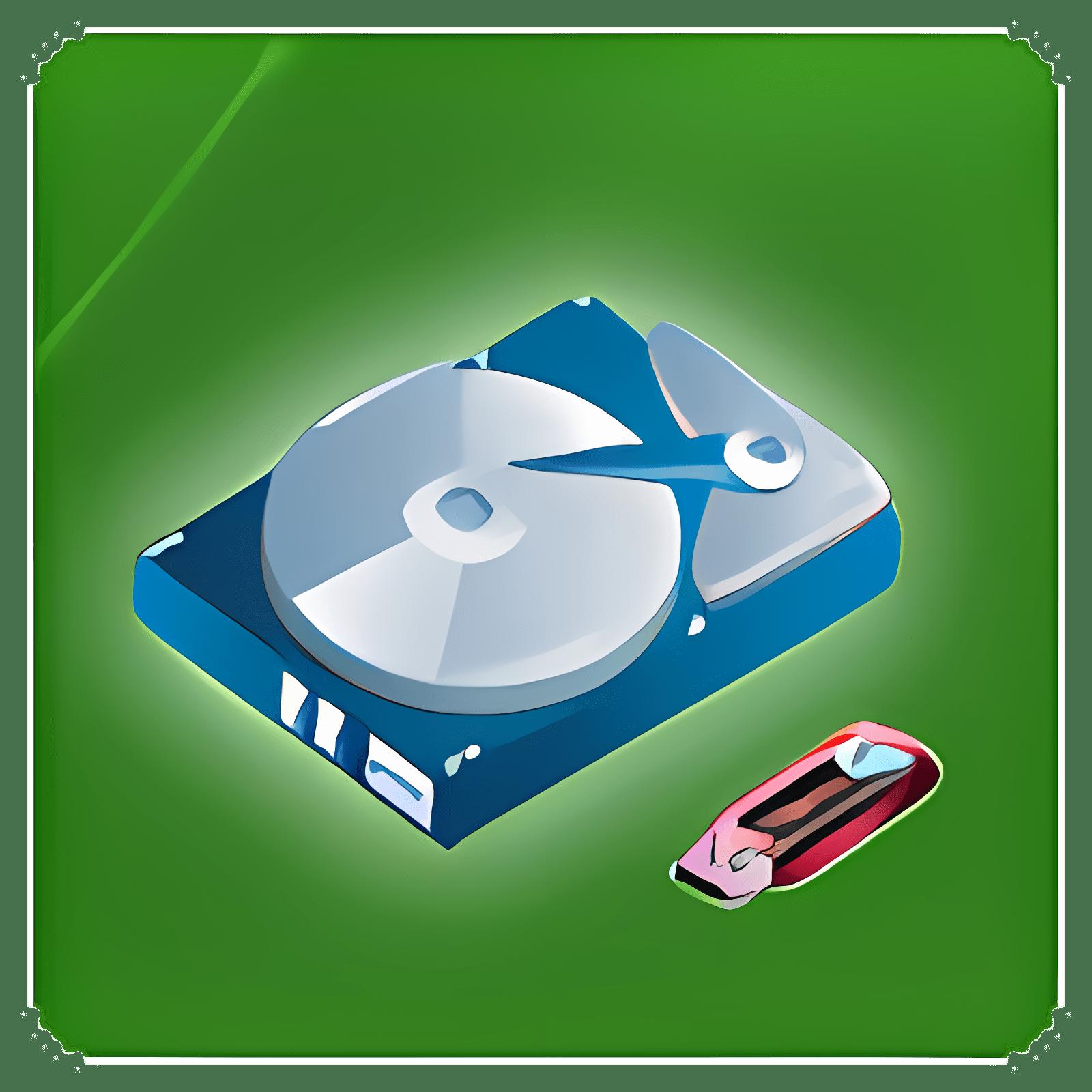 Quicksys DiskDefrag Portable