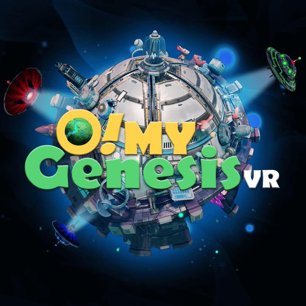 O! My Genesis : Planet Corus PS VR PS4