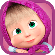 Masha and the Bear Games Activities 1.2