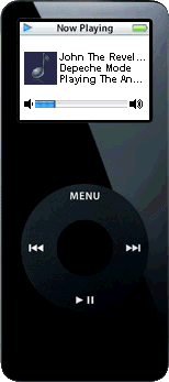 iPod Theme for Windows Media Player