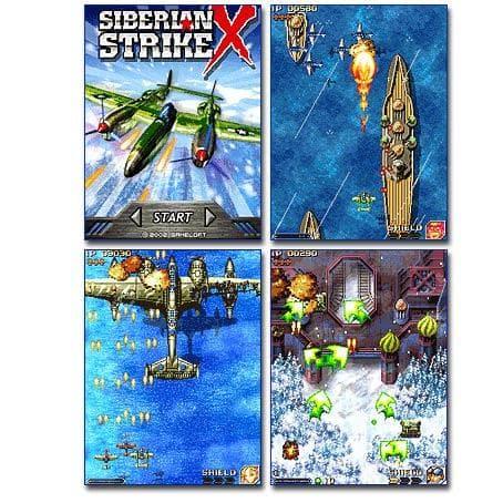 Siberian Strike X