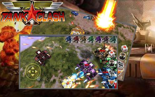 Tank Clash 3D