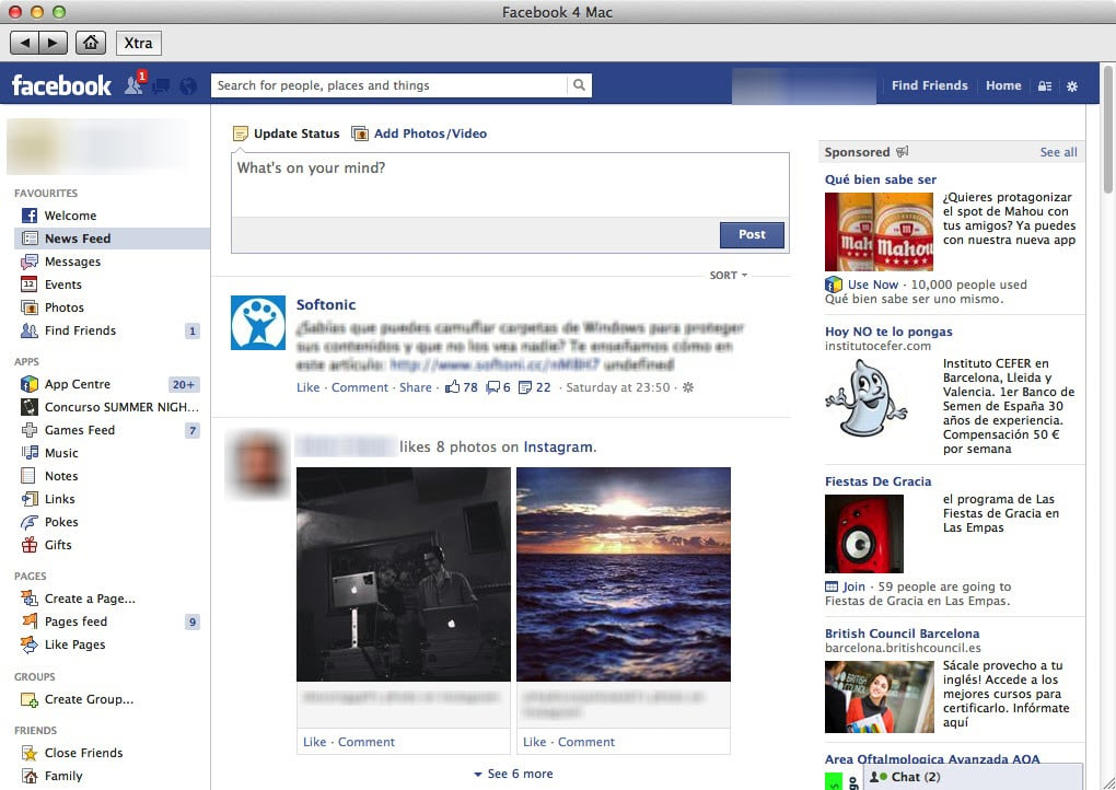 facebook full site login iphone 4 mac mac 16904