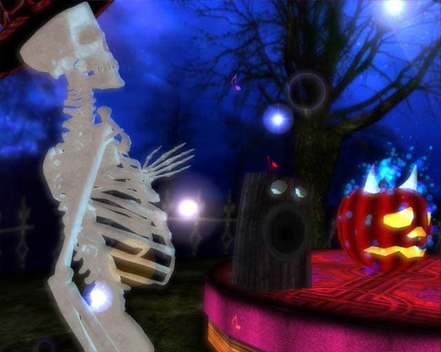 Halloween Dance 3D Screensaver