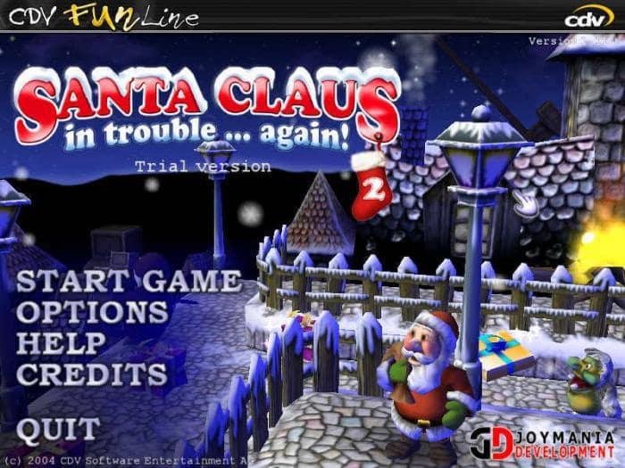 Santa Claus In Trouble 3