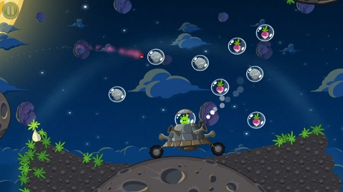 Angry Birds Space para Windows 10