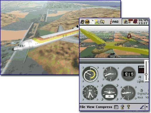 Leo's Flight Simulator