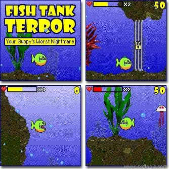 Fish Tank Terror