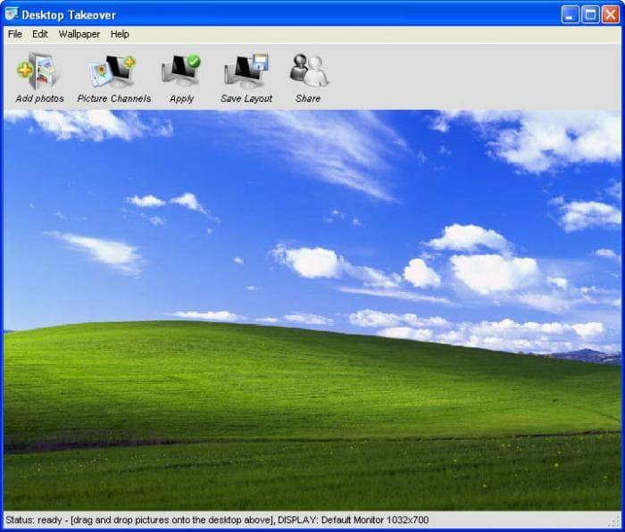 My Better Desktop (ex- Desktop Takeover)