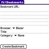 JSJ Bookmarks