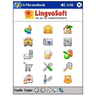 LingvoSoft Talking PhraseBook 2008 Spanish-Italian