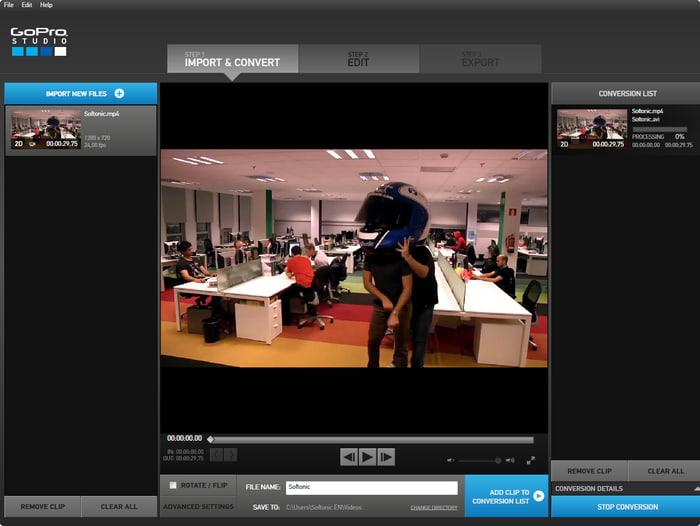 Gopro Studio Pour Mac - Télécharger