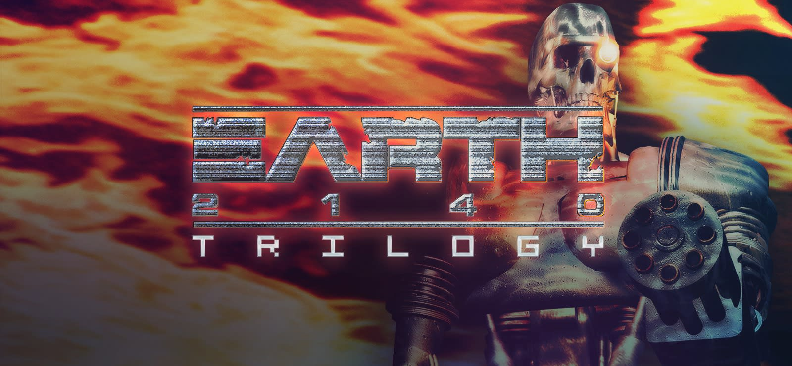 Earth 2140 Trilogy