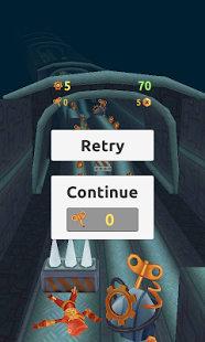 Infinite Robo Run
