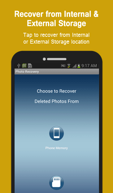 Stellar Phoenix Android Data Recovery