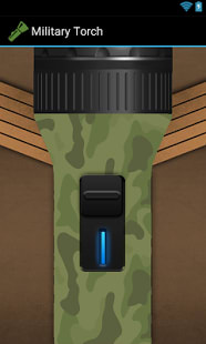 Military Torch