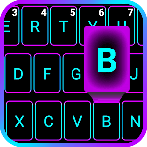 Emoji Smart Neon keyboard 1.11