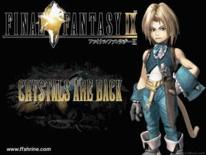 Final Fantasy IX ScreenSaver