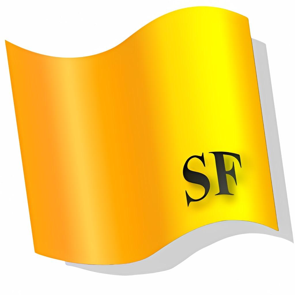 SF Etikett