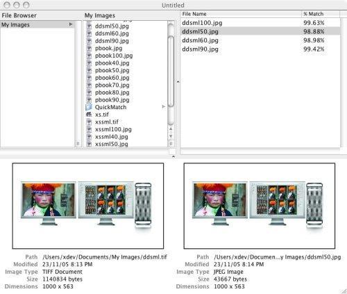 Duplicate Image Detector
