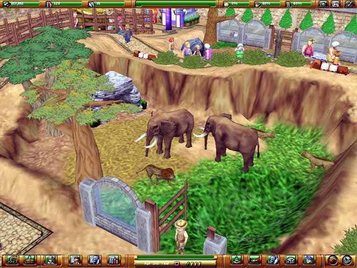 Игры про зоопарк скачать на компьютер
