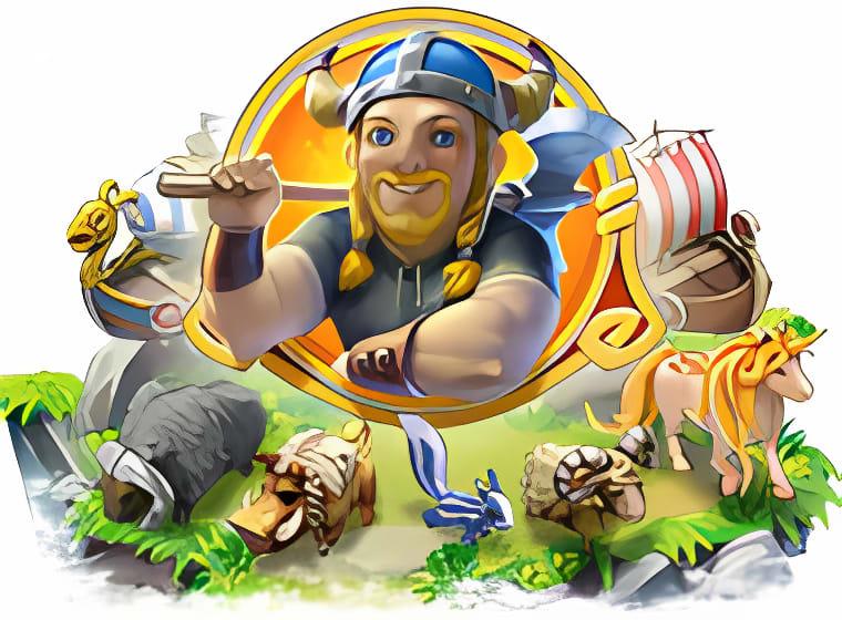 Farm Frenzy: Viking Heroes 2