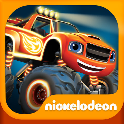 Blaze and the Monster Machines - Racing Game 6.0