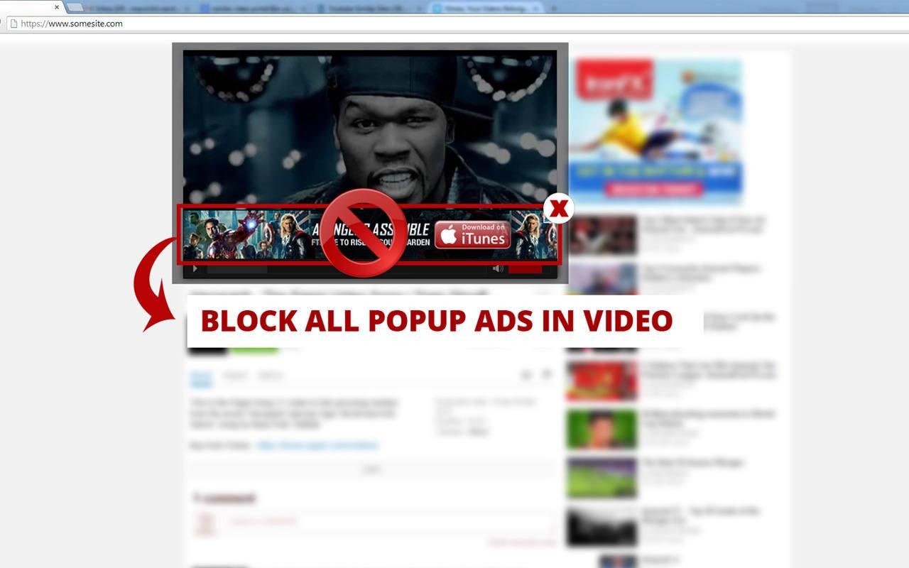Video AdBlock for Chrome